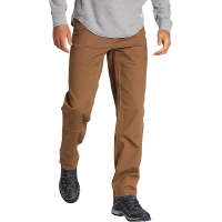 Eddie Bauer First Ascent Capacitor Flex Work Pant - 38/32 - Hazelnut
