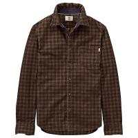Timberland Men's Slim Fine Cord Solid LS Shirt