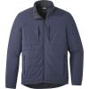 Outdoor Research Men's Winter Ferrosi Jacket - Large - Naval Blue