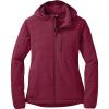 Outdoor Research Women's Winter Ferrosi Hoody - XS - Garnet