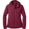 Outdoor Research Women's Winter Ferrosi Hoody - Large - Garnet