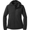 Outdoor Research Women's Winter Ferrosi Hoody - Medium - Black