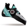 Tenaya Oasi LV Climbing Shoe - 12.5 - Black / Teal