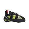 Five Ten Men's Quntum VCS Climbing Shoe - 9.5 - Semi Solar Yellow / Black / Red