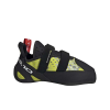Five Ten Men's Quntum VCS Climbing Shoe - 10 - Semi Solar Yellow / Black / Red