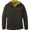 Outdoor Research Men's Ferrosi Grid Hooded Jacket - Large - Forest