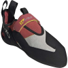 Five Ten Women's Hiangle Climbing Shoe - 8 - Half Red / Clear Grey / Black