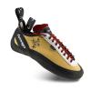 Tenaya Masai Climbing Shoes - 5 - Yellow / Red