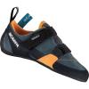Scarpa Men's Force V Climbing Shoe - 38.5 - Mangrove/Papaya