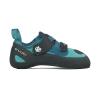 Evolv Women's Kira Climbing Shoe - 8 - Teal