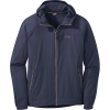 Outdoor Research Men's Ferrosi Hooded Jacket - Large - Naval Blue