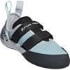 Five Ten Women's Gambit VCS Climbing Shoe - 7 - Clear Aqua/Clear Grey/Black