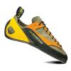 La Sportiva Men's Finale Climbing Shoe - 41 - Brown / Orange