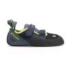 Evolv Men's Defy Climbing Shoe - 11.5 - Black / Sulphur