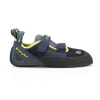 Evolv Men's Defy Climbing Shoe - 8 - Black / Sulphur