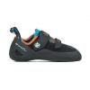 Evolv Men's Kronos Climbing Shoe - 8.5 - Black / Orange