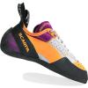 Scarpa Women's Techno X Climbing Shoe - 36.5 - Silver / Petunia