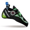 Tenaya Mundaka Climbing Shoe - 4.5 - Black / Green