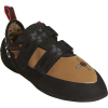 Five Ten Men's Anasazi VCS Climbing Shoe - 3.5 - Raw Desert / Black / Red