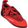 La Sportiva Kids' Stickit Shoe - 26/27 - Chili / Poppy