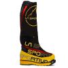 La Sportiva Men's Olympus Mons Cube Shoe - 42.5 - Yellow / Black