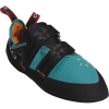 Five Ten Women's Anasazi LV Climbing Shoe - 6.5 - Collegiate Aqua / Black / Red