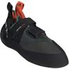 Five Ten Men's Asym VCS Climbing Shoe - 11.5 - Active Green / Black / Active Orange