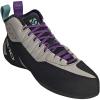 Five Ten Men's Grandstone Climbing Shoe - 8.5 - Sesame / Black / Active Purple
