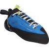Five Ten Men's Quantum Climbing Shoe - 11.5 - Shock Blue / Black / Semi Solar Yellow
