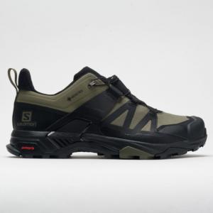 Salomon X Ultra 4 GTX Men's Hiking Shoes Deep Lichen Green/Black