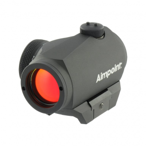 Aimpoint Micro H1 2 MOA Red Dot Sight 200018 DEMO thumbnail