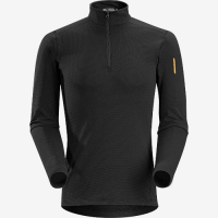 Arc'teryx Phase SV Zip Neck LS Top - Men's