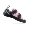 Scarpa - Reflex Rock Shoe Womens - 36 - Pewter/Plum