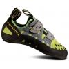 La Sportiva - Tarantula Rock Shoe - 39.5 - Kiwi/Grey