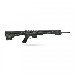 "Brenton Usa Ranger Carbon Hunter 18"" .450 Semi-Automatic Rifle, MarbleKote Foliage Camo - RR18FM450 thumbnail"