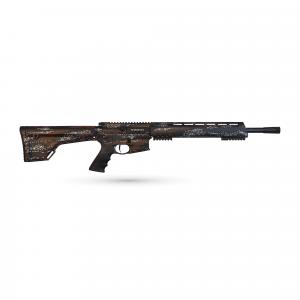 "Brenton Usa Ranger Carbon Hunter 18"" .450 Semi-Automatic Rifle, MarbleKote Harvest Camo - RR18HM450 thumbnail"