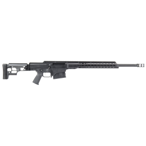Barrett Firearms MRAD .300 Win Mag Bolt Action Rifle, Black Cerakote - 14361 thumbnail