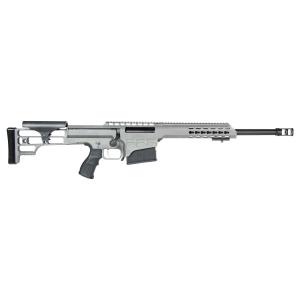 "Barrett M98B 16"" .308 Winchester Bolt Action Rifle, Tungsten Grey Cerakote - 14804 thumbnail"