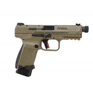 Cent Canik Tp9 Elite Combat Fde 9mm