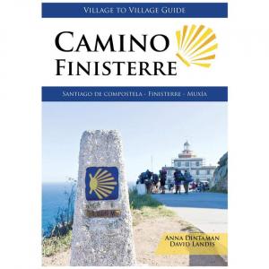 Camino Finisterre: Santiago De Compostela - Finisterre - Muxia - 2019 Edition