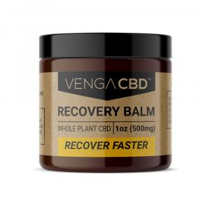 Recovery Balm 500mg (1oz)