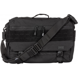 5.11 Tactical Rush Delivery Lima Messenger Bag 56177 | Sandstone | Nylon | LAPoliceGear.com thumbnail