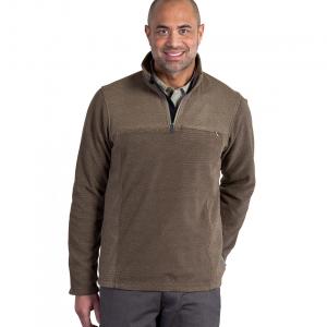 Ex Officio Men's Vergio 1/4 Zip Fleece - Size S
