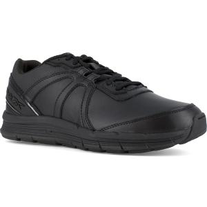 Reebok Work Women's Guide Work Soft Toe Work Shoes, Black, Wide