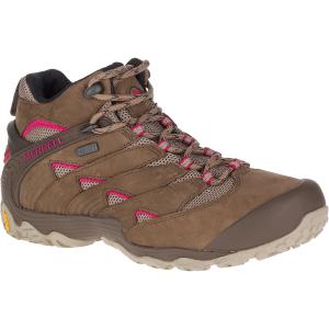 Merrell Women's Chameleon 7 Mid Waterproof Hiking Boot - Size 6