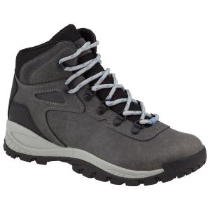 Columbia Women's Newton Ridge Plus Hiking Boots, Quarry/cool Wave - Size 6