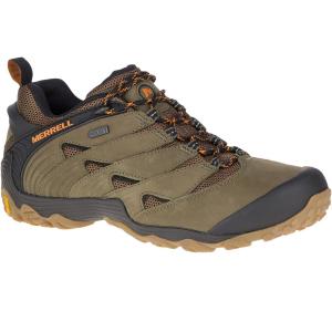 Merrell Men's Chameleon 7 Low Waterproof Hiking Shoes - Size 8