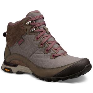 Ahnu Women's Sugarpine Ii Mid Waterproof Hiking Boots - Size 6