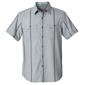 Royal Robbins Men's Vista Dry Short-Sleeve Shirt - Size S