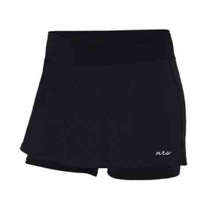 NRS Women's HydroSkin 0.5 Shorts with Skirt - Size XS